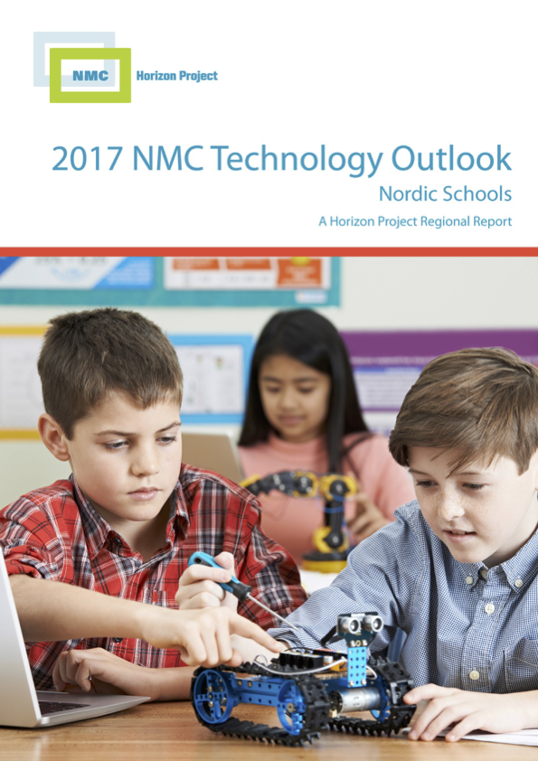 Logo for 2017 NMC Technology Outlook > Nordic Schools at a Glance