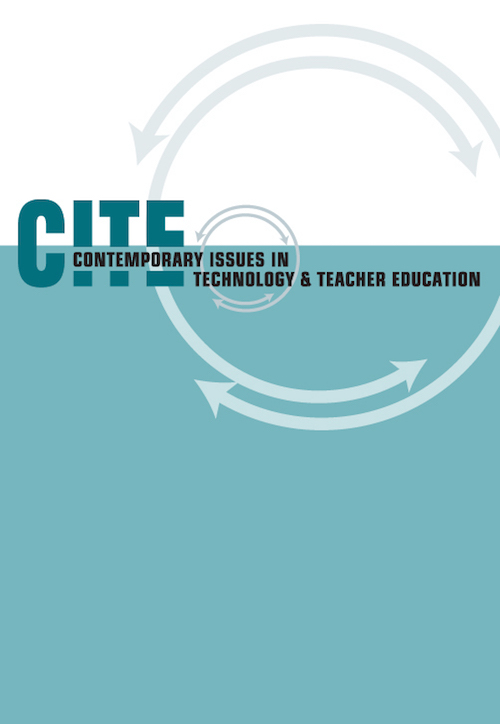 Logo for Contemporary Issues in Technology and Teacher Education