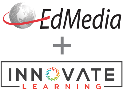 Logo for EdMedia + Innovate Learning