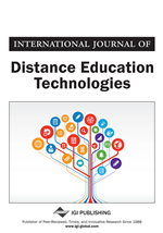 Logo for International Journal of Distance Education Technologies