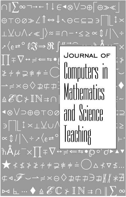 Logo for Journal of Computers in Mathematics and Science Teaching