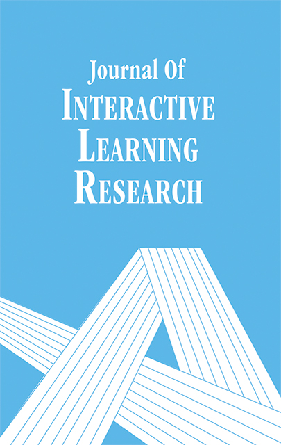 Logo for Journal of Interactive Learning Research