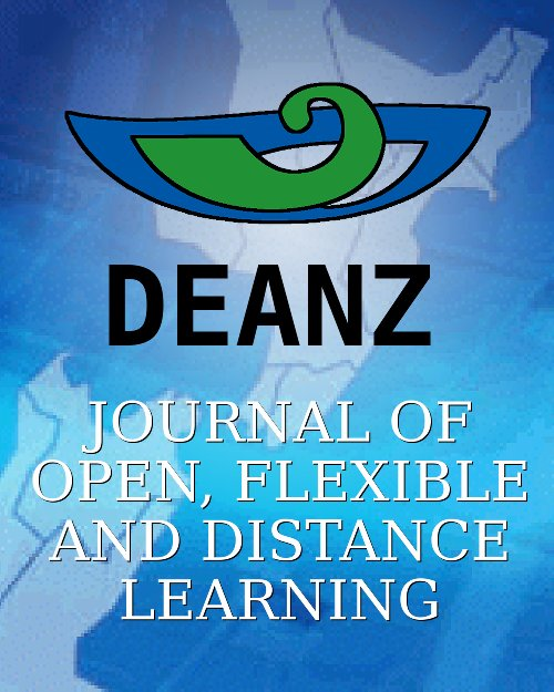 Logo for Journal of Open, Flexible, and Distance Learning
