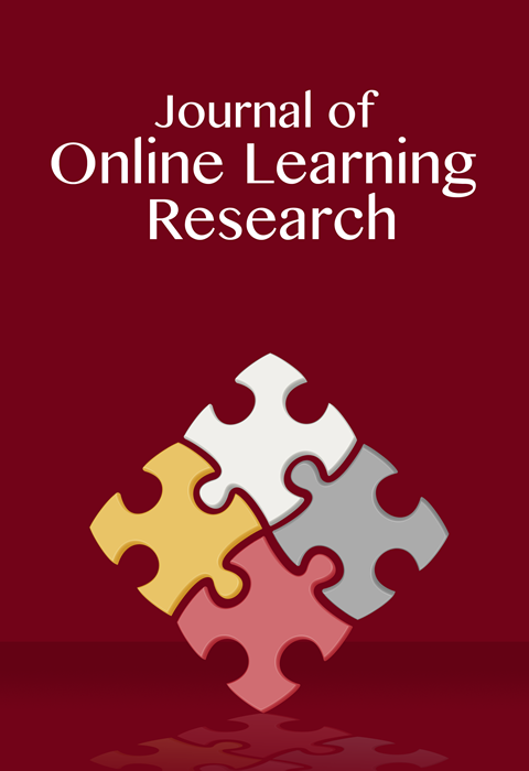 Logo for Journal of Online Learning Research