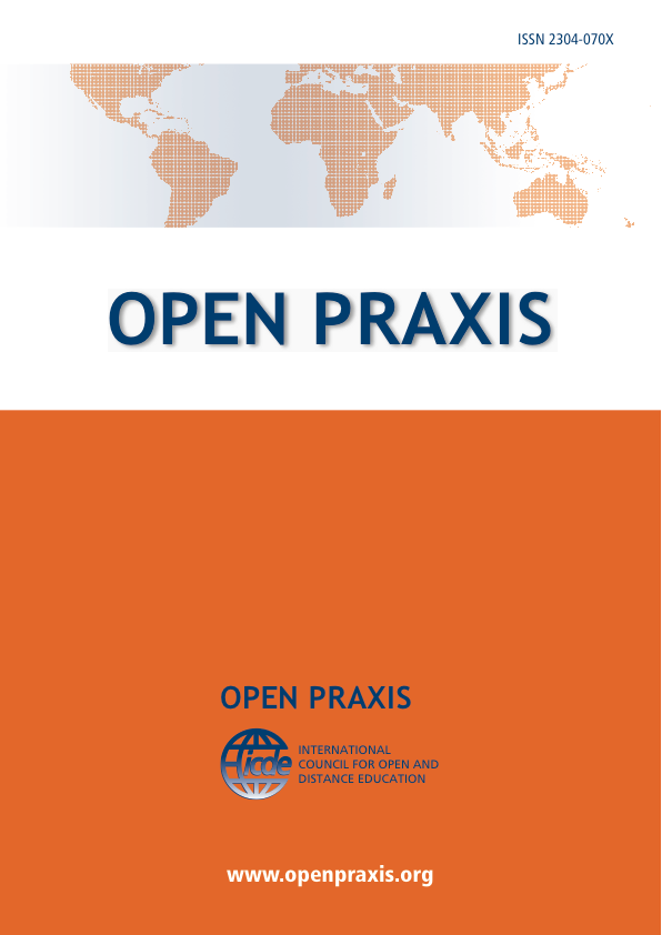 Logo for Open Praxis